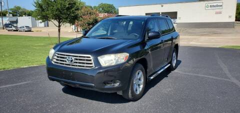 2009 Toyota Highlander for sale at Image Auto Sales in Dallas TX