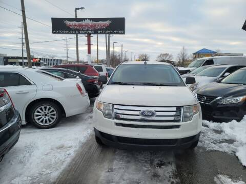 2010 Ford Edge for sale at Washington Auto Group in Waukegan IL
