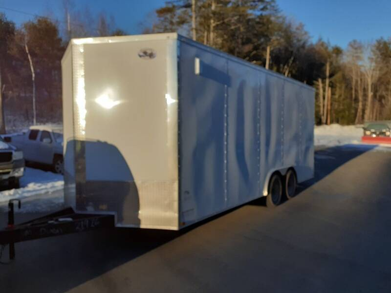 2021 Quality Cargo 8.5x20 for sale at Mascoma Auto INC in Canaan NH