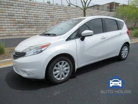 2015 Nissan Versa Note for sale at MyAutoJack.com @ Auto House in Tempe AZ