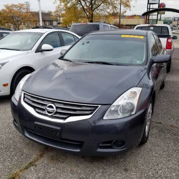 2011 Nissan Altima for sale at AA Auto Sales LLC in Columbia MO