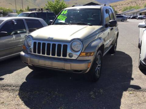 2006 Jeep Liberty for sale at Small Car Motors in Carson City NV
