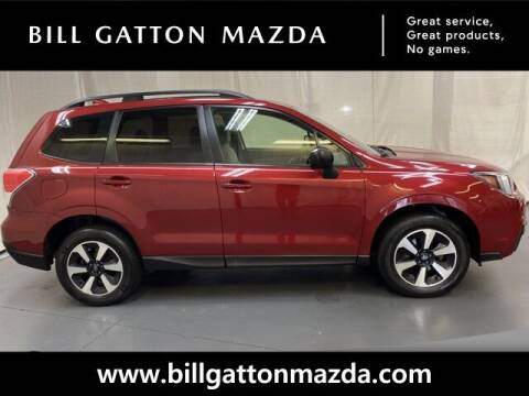 2018 Subaru Forester for sale at Bill Gatton Used Cars - BILL GATTON ACURA MAZDA in Johnson City TN