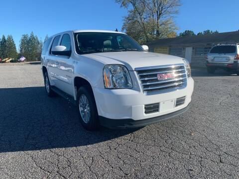 2008 GMC Yukon for sale at Hillside Motors Inc. in Hickory NC