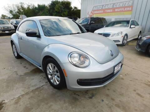 2014 Volkswagen Beetle for sale at AMD AUTO in San Antonio TX