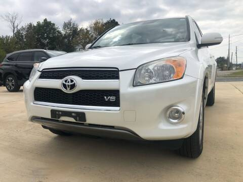 2012 Toyota RAV4 for sale at A&C Auto Sales in Moody AL
