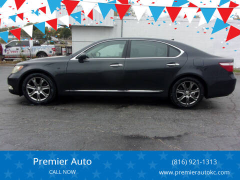 2007 Lexus LS 460 for sale at Premier Auto in Independence MO
