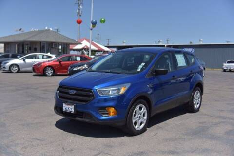 2017 Ford Escape for sale at Choice Motors in Merced CA