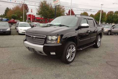 2008 Chevrolet Avalanche for sale at Leavitt Auto Sales and Used Car City in Everett WA