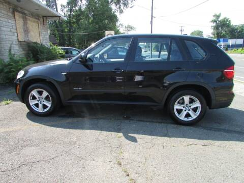 2011 BMW X5 for sale at Nutmeg Auto Wholesalers Inc in East Hartford CT