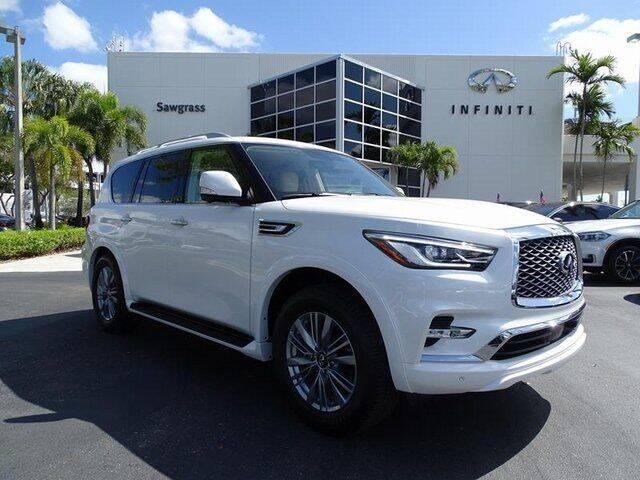 2021 Infiniti QX80 for sale in Tamarac, FL