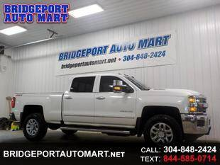 2019 Chevrolet Silverado 2500HD for sale at Bridgeport Auto Mart in Bridgeport WV