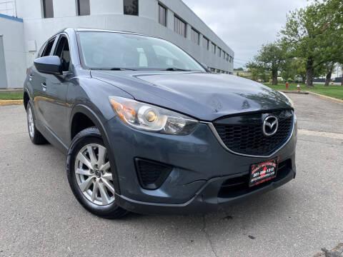 2013 Mazda CX-5 for sale at JerseyMotorsInc.com in Teterboro NJ
