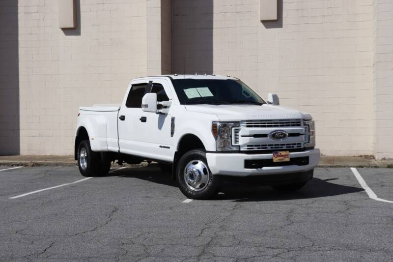2018 Ford F-350 Super Duty for sale at El Compadre Trucks in Doraville GA