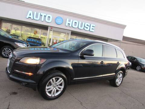 2009 Audi Q7 for sale at Auto House Motors in Downers Grove IL