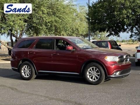 2016 Dodge Durango for sale at Sands Chevrolet in Surprise AZ