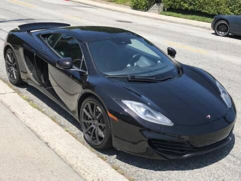 2012 McLaren MP4-12C for sale at CAR CITY SALES in La Crescenta CA
