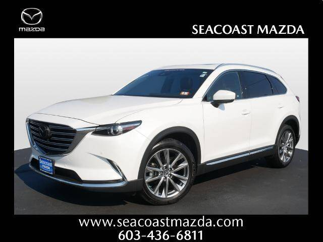 2019 Mazda CX-9 for sale at The Yes Guys in Portsmouth NH