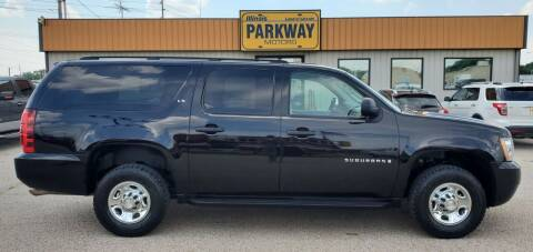 2009 Chevrolet Suburban for sale at Parkway Motors in Springfield IL