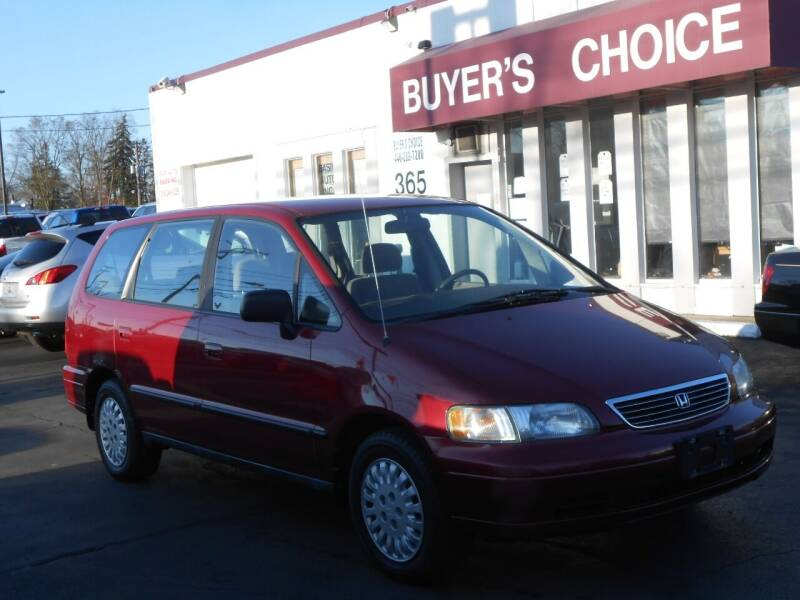 1996 Honda Odyssey for sale at Buyers Choice Auto Sales in Bedford OH