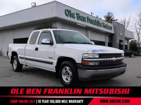 2001 Chevrolet Silverado 1500 for sale at Ole Ben Franklin Mitsbishi in Oak Ridge TN