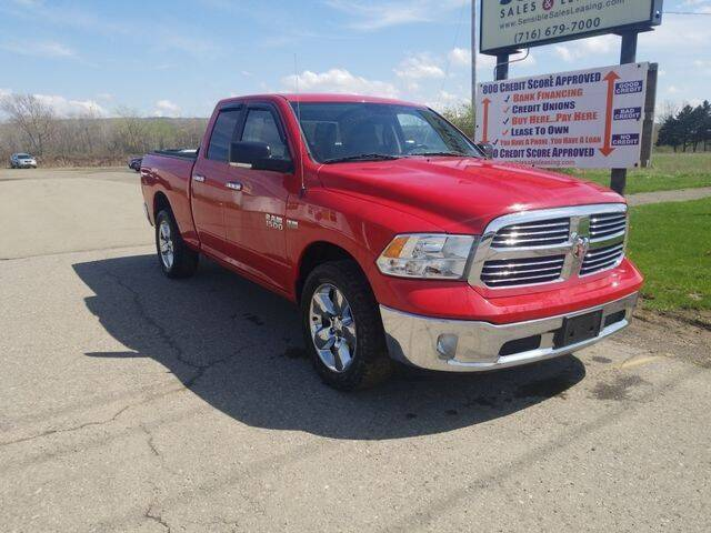 2015 RAM Ram Pickup 1500 for sale at Sensible Sales & Leasing in Fredonia NY