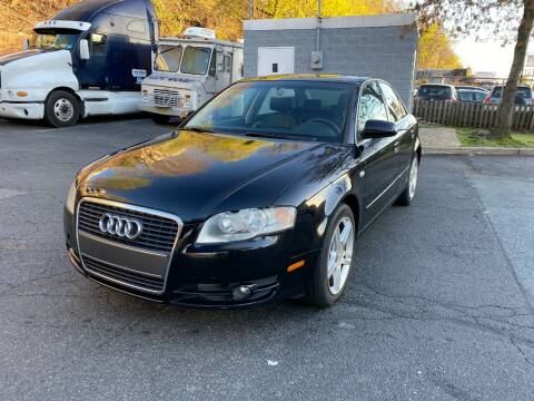 2007 Audi A4 for sale at Exotic Automotive Group in Jersey City NJ