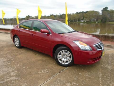 2009 Nissan Altima for sale at Lake Carroll Auto Sales in Carrollton GA
