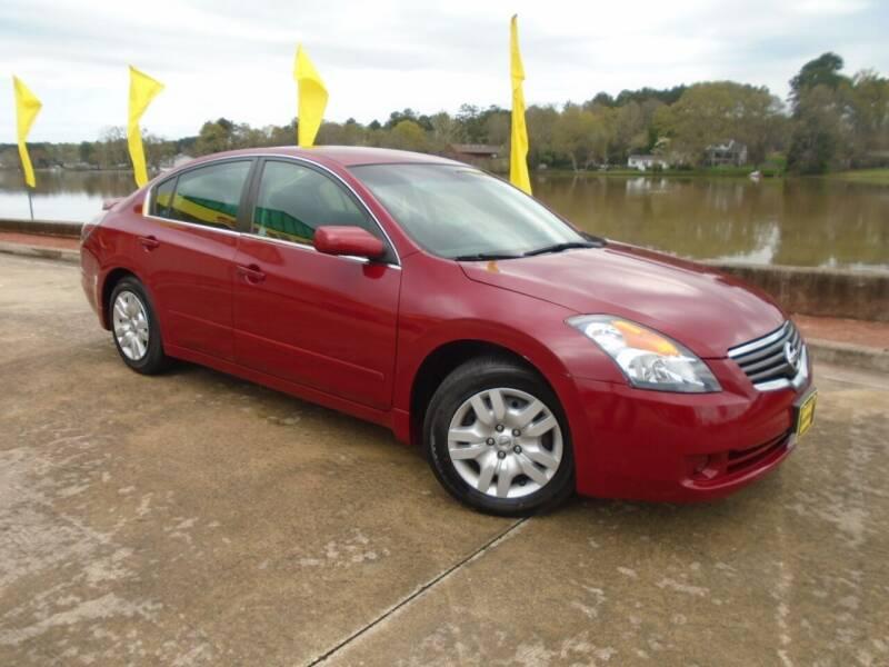 2009 Nissan Altima for sale at Lake Carroll Auto Sales in Carrollton GA