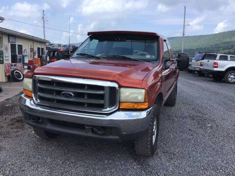 1999 Ford F-250 Super Duty for sale at Troys Auto Sales in Dornsife PA