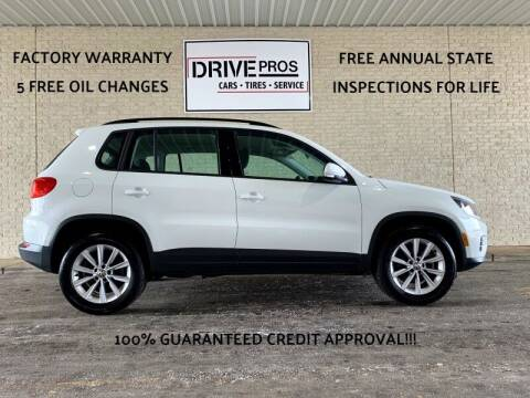 2017 Volkswagen Tiguan for sale at Drive Pros in Charles Town WV