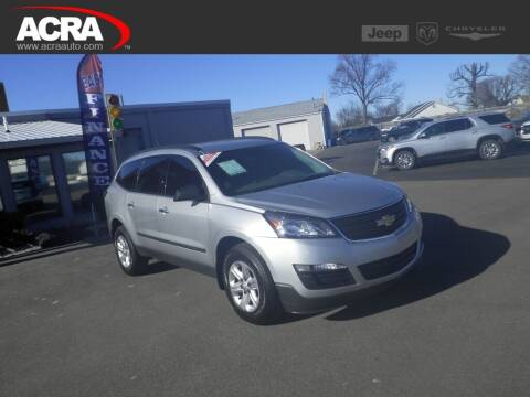 2015 Chevrolet Traverse for sale at BuyRight Auto in Greensburg IN