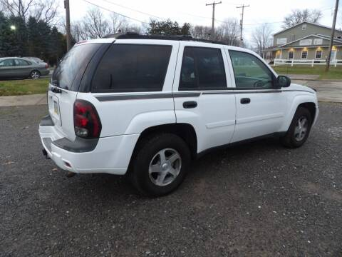 2006 Chevrolet TrailBlazer for sale at English Autos in Grove City PA