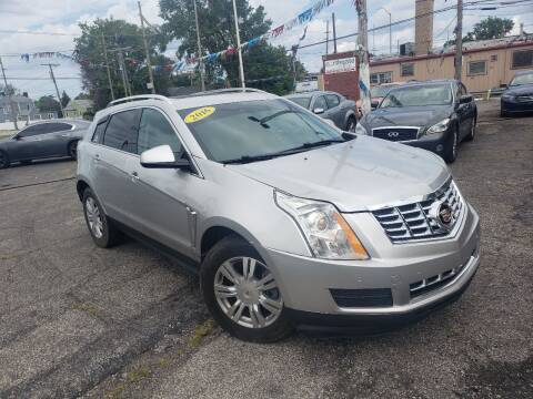 2016 Cadillac SRX for sale at Some Auto Sales in Hammond IN