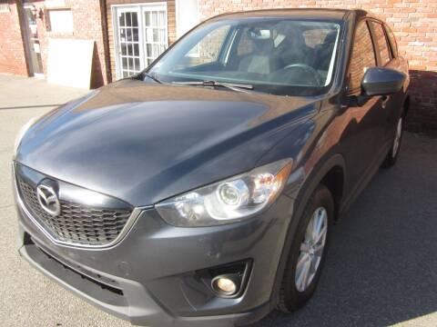 2013 Mazda CX-5 for sale at Tewksbury Used Cars in Tewksbury MA