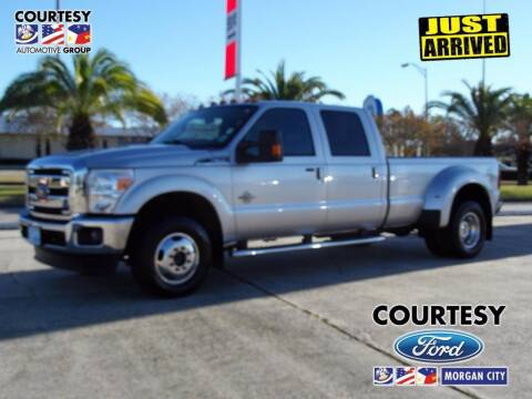 2016 Ford F-350 Super Duty for sale at Courtesy Toyota & Ford in Morgan City LA