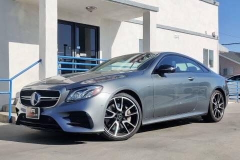 2019 Mercedes-Benz E-Class for sale at Fastrack Auto Inc in Rosemead CA