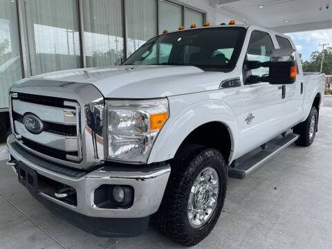 2014 Ford F-250 Super Duty for sale at Powerhouse Automotive in Tampa FL