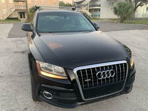 2009 Audi Q5 for sale at Consumer Auto Credit in Tampa FL