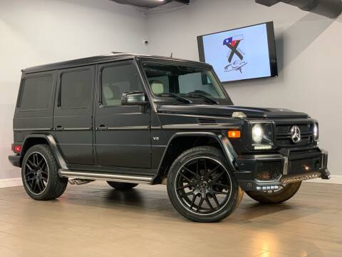 2014 Mercedes-Benz G-Class for sale at TX Auto Group in Houston TX