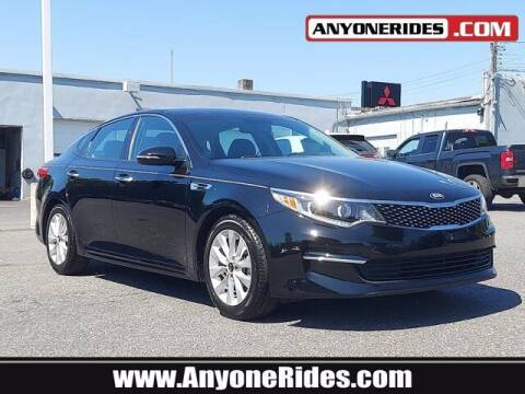 2016 Kia Optima for sale at ANYONERIDES.COM in Kingsville MD