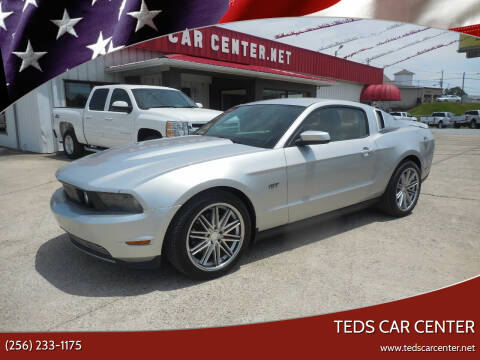 2010 Ford Mustang for sale at TEDS CAR CENTER in Athens AL