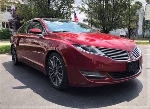 2016 Lincoln MKZ for sale at Ataboys Auto Sales in Manchester NH