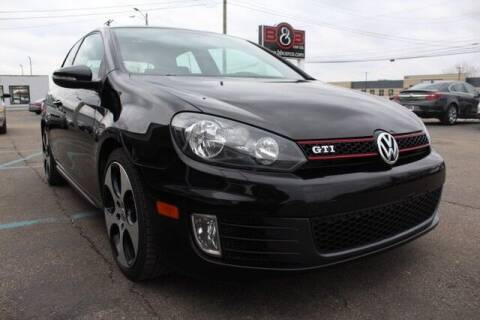2012 Volkswagen GTI for sale at B & B Car Co Inc. in Clinton Twp MI