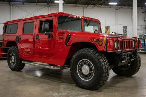 1995 AM General Hummer for sale at TRADEWINDS MOTOR CENTER LLC in Cleveland OH