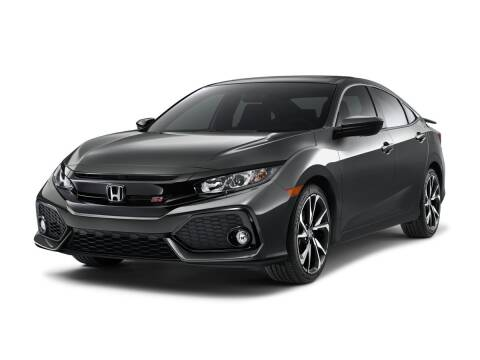 2018 Honda Civic for sale at MILLENNIUM HONDA in Hempstead NY