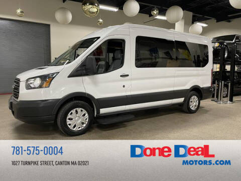 2016 Ford Transit Cargo for sale at DONE DEAL MOTORS in Canton MA