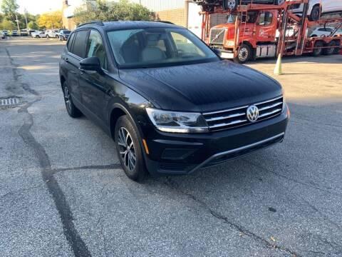 2021 Volkswagen Tiguan for sale at Ganley Chevy of Aurora in Aurora OH