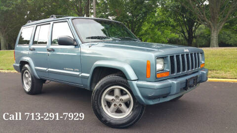 1999 Jeep Cherokee for sale at Houston Auto Preowned in Houston TX