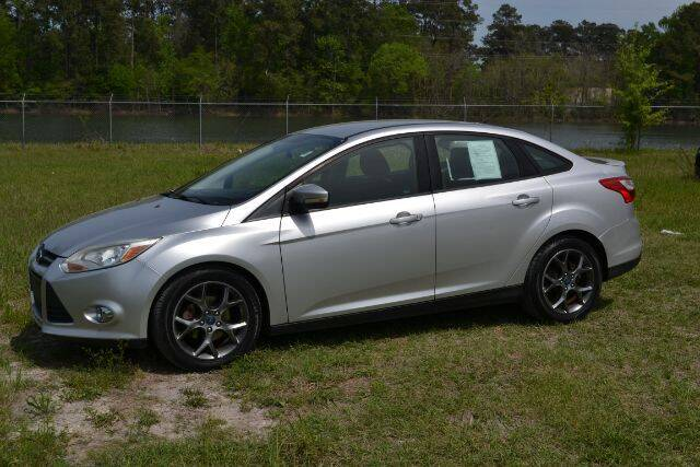2013 Ford Focus for sale at WOODLAKE MOTORS in Conroe TX